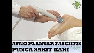 Plantar fasciitis adalah penyakit yang terjadi pada jaringan yang menghubungkan tumit dengan jari ka.
