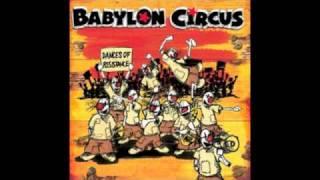 Babylon Circus- La Cité des Gones