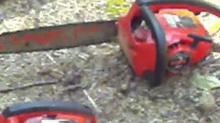 95' Fir For Lumber & Firewood. 8/5/13 Homelite Sxl - Super 2 - Xl - 360