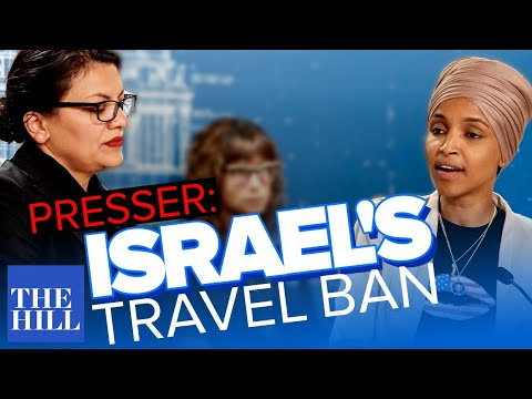 "Ilhan Omar: Israel's Actions ""Not Consistent"" With Being An Ally Or A Democracy"
