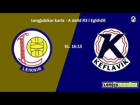Leiknir vs Keflavík