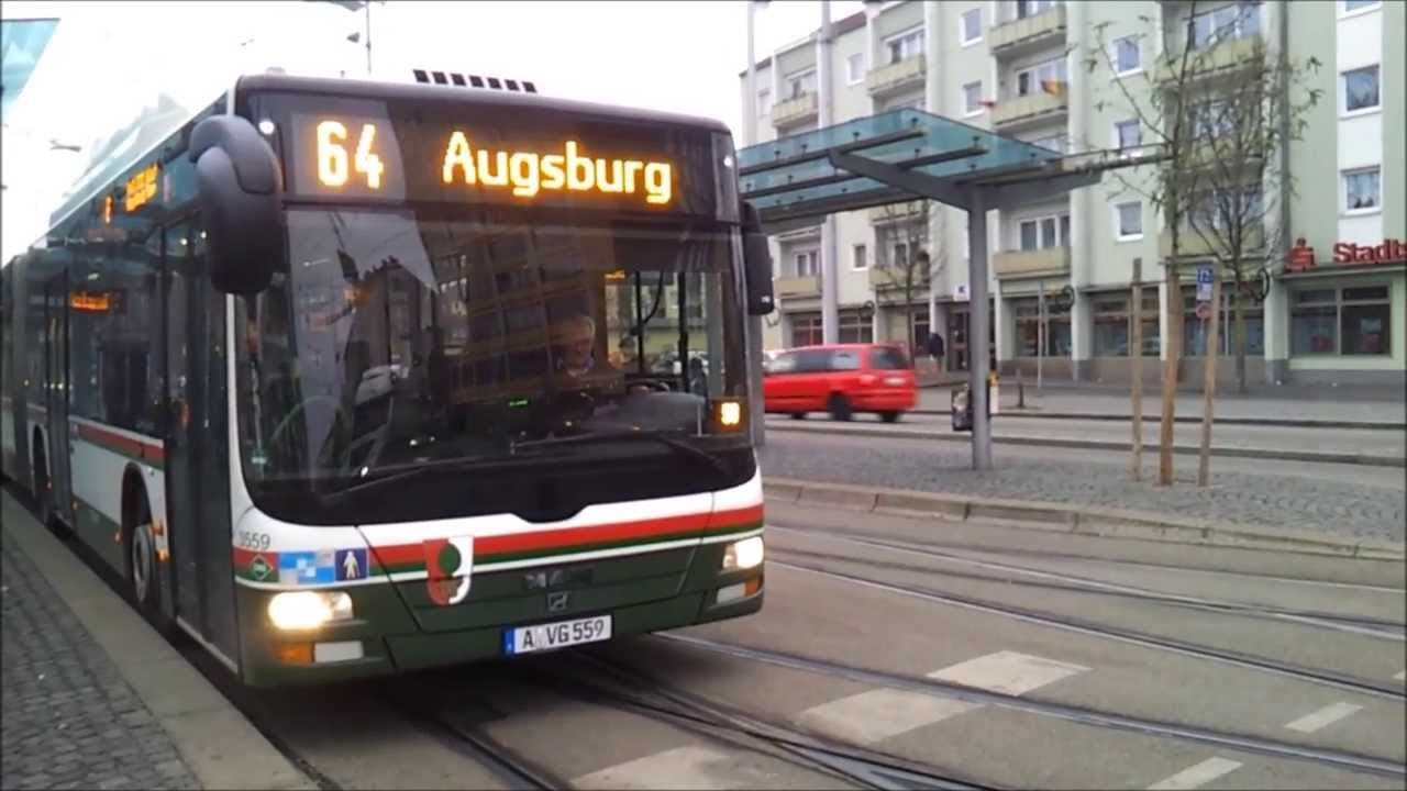 bus augsburg abfahrt wagennumer 3559 b renwirt drvs hd youtube. Black Bedroom Furniture Sets. Home Design Ideas
