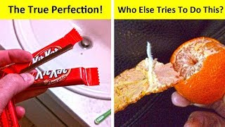 Things That Make All Of Us Satisfied (Just For Perfectionists)