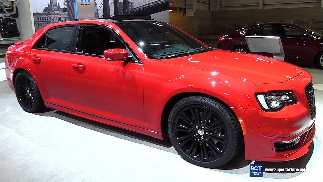 2017 chrysler 300 mopar exterior and interior walkaround - Chrysler 300 red interior for sale ...