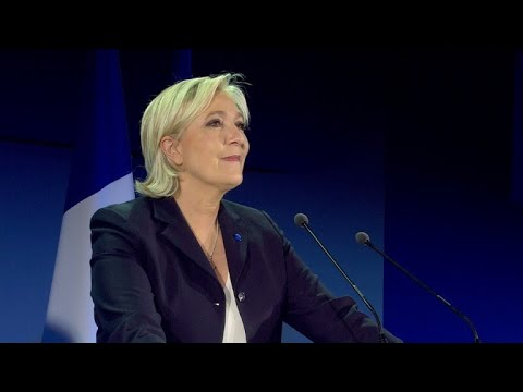 Juez francés ordena examen psiquiátrico de derechista Le Pen