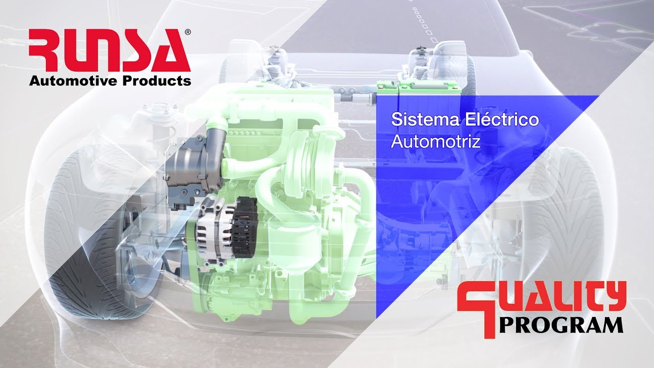 Sistema Elctrico Automotriz Youtube De Enfriamiento 2000 Mazda Mpv Engine Diagram