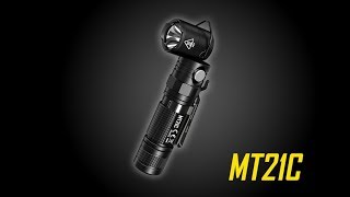 Nitecore MT21C 90 Degree Flashlight