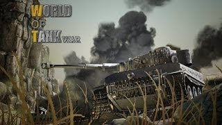 World Of Tank War For Android Gameplay