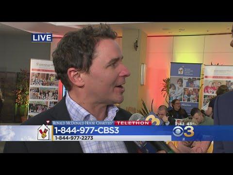 #RMHCCBS3: Rich Zeoli Of Talk Radio 1210 WPHT At RMHC Telethon