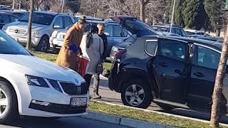 PINK.RS PATROLA U CRNOJ GORI Milena Ćeranić uhvaćena u zagrljaju sa nepoznatim muškarcem
