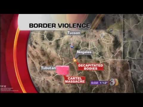 Nogales, Arizona Police Chief Talks About Increase in Violence at Border