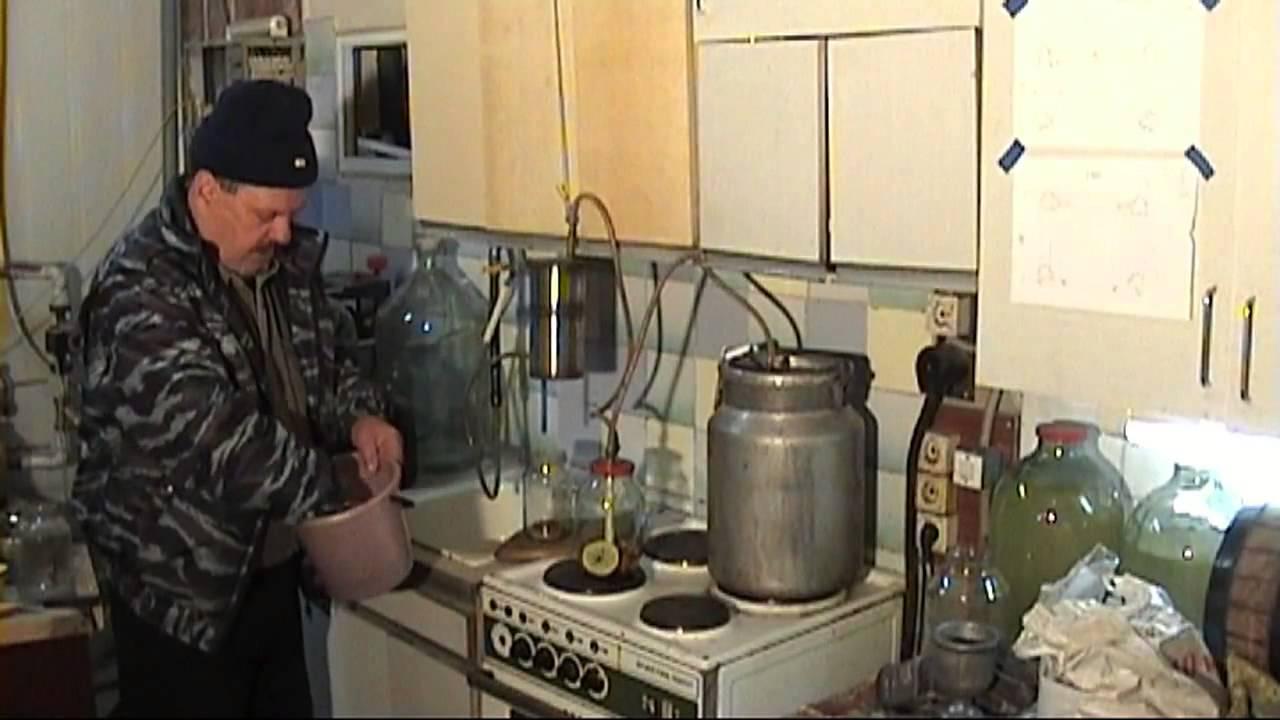как приготовить домашний самогон