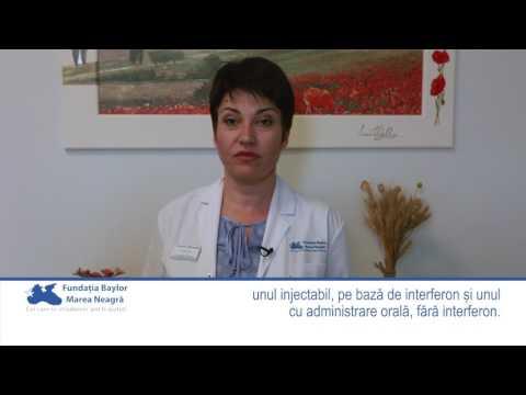 Tratamentul pentru hepatita C