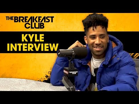 Kyle Talks About Childhood Challenges, Netflix Movie, Kehlani, New Music + More