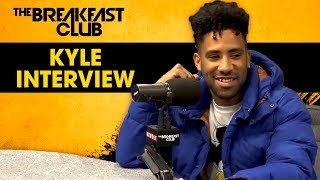 Kyle Talks About Childhood Challenges, Netflix Movie, Kehlani, New Music + More