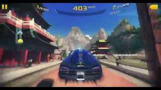 Asphalt 8  - Airborne - Season 7: Heat - The Great Wall - 4 Flat Spin
