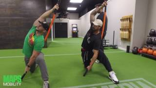 Amazing QL Stretch- Snake Reach Mobility Session