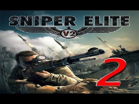 Sniper Elite v2 Walkthrough 2 / Convoy de Schoneberg ESP