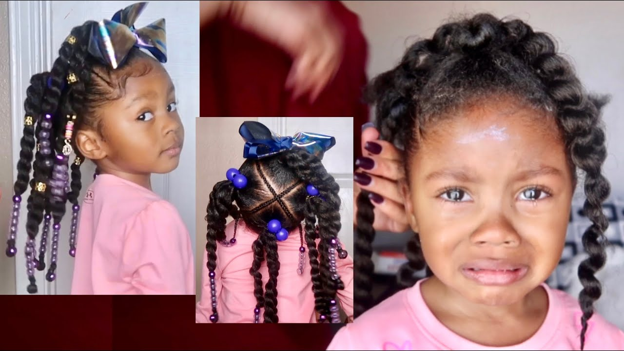 Download How To: Toddler/Kid Friendly Marley Twist Extensions
