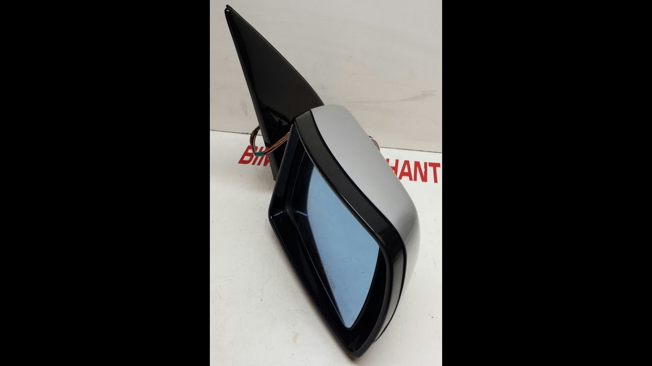 Side View Mirror Assembly Removal Bmw E53 X5 Youtube Power Wiring Diagram