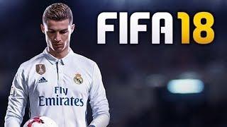 FIFA 18 PRIMEIRO TRAILER E CRISTIANO RONALDO