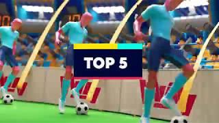 Top 5 | Liga Aguila 2018-II | Fecha 17
