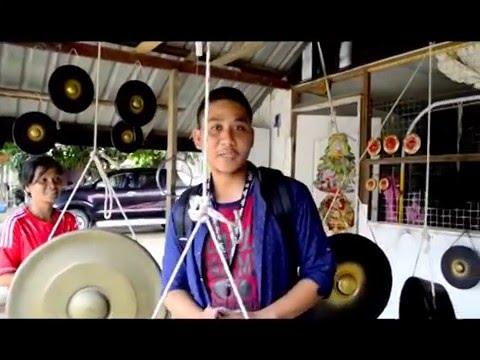 Dokumentari Industri Pembuatan Gong Di Kg Sumangkap, Matunggong, Kudat #(UMS)