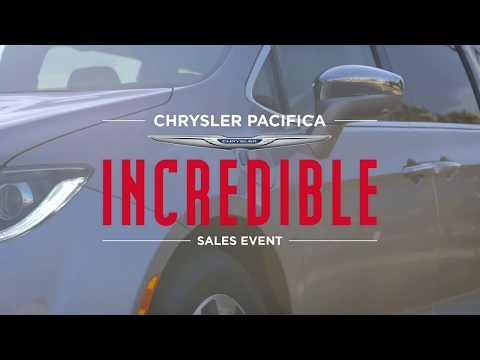 Incredible $7000 Savings on 2018 Pacificas! Cincinnati, Ohio 45246 | Jake Sweeney CJDR