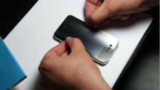 Как правильно клеить пленку!(Саша (iCases.ru) профессионально рассказывает и показывает, как нужно монтировать пленку на дисплей устройства..., 2012-08-13T14:26:17.000Z)