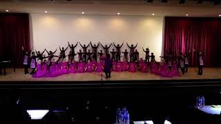 ITS Student Choir - Birds of Paradise (Comp. Amillio Fahlevi & Budi Susanto Yohanes)