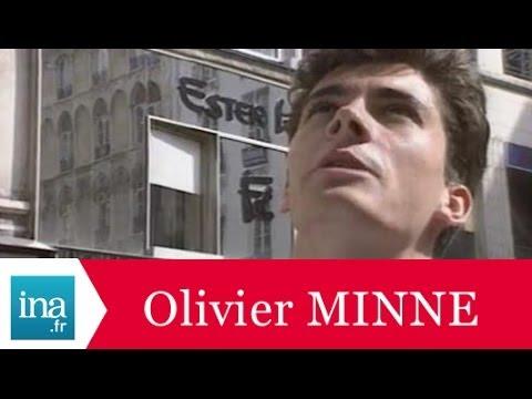Culte: La première télé d'Olivier Minne - Archive INA