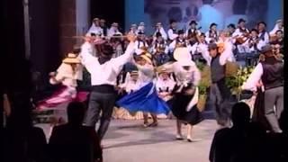 X FESTIVAL  50 ANIV. AF.GUANAPAY AÑO 2004-I MUEST. BAILES TÍPICOS: A.F.VOLCÁN TIGUANFAYA