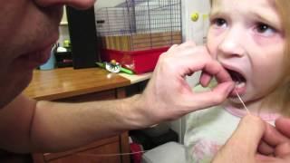 Как вырвать зуб ЖЕСТЬ!!!