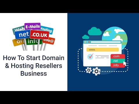 Start domain and hosting business with Resellersclub