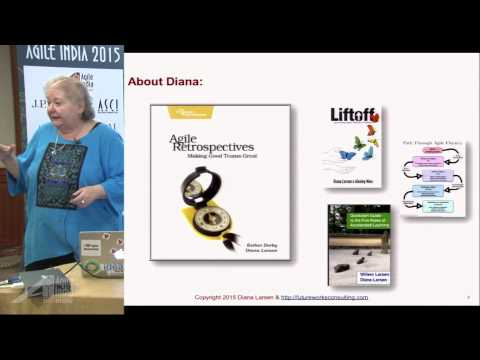 Improving and Extending Agile Retrospective Outcomes by Diana Larsen