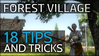 18 Tips and Tricks for better survival in Life is Feudal: Forest Village