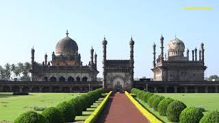 Ibrahim Rauza - The 'Black Taj Mahal of South India' - Bijapur - #DoorsOfIndia