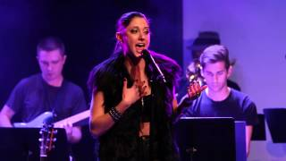 "Jillian Mueller ""Suit & Tie / Sexy Back"" at Broadway Sings Justin Timberlake"