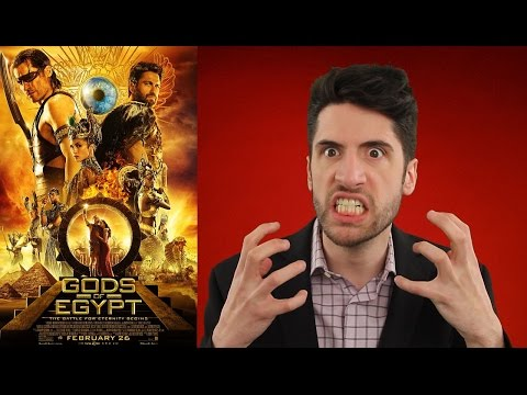 Gods of Egypt – movie review
