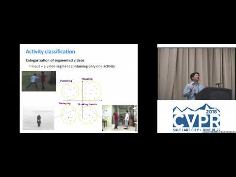 CVPR18: Tutorial: Part 1: Human Activity Recognition - YouTube