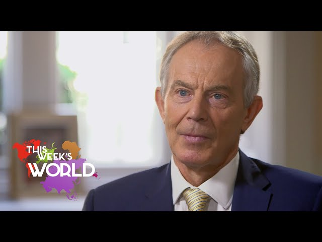 This Week's World Episode 3: Tony Blair on radical Islam