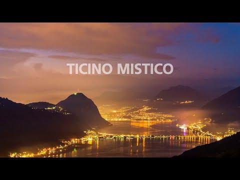 Timelapse: Helvetia by Night  Ticino Mistico  Switzerland