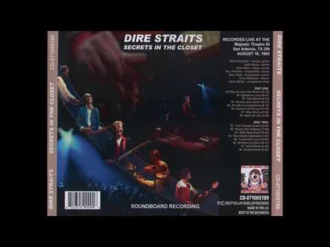 [AUDIO] Dire Straits - 1985-08-16 - San Antonio - [Source: SBD, Grade: A]