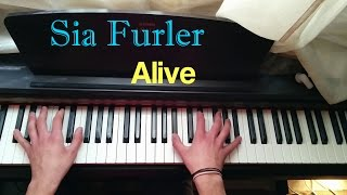 Sia - Alive Piano Cover