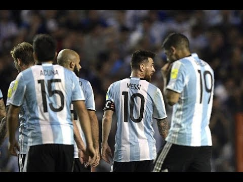 Argentina has ZERO Chance of Not Qualifying for 2018 World Cup; Colombia will have the Playoff Spot