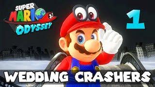 [1] Wedding Crashers (Let's Play Super Mario Odyssey w/ GaLm)