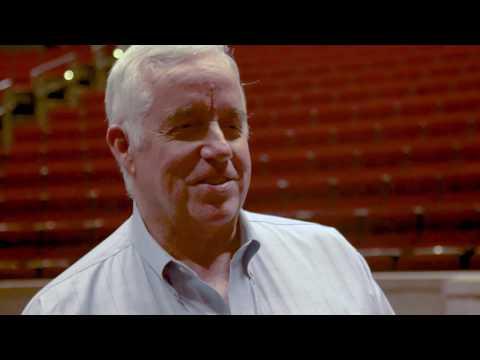 Musical Theatre Legend Patrick Brady Teaches at Shenandoah Conservatory