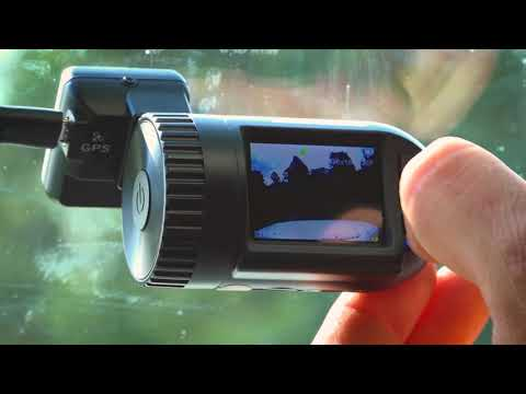 Adventure Kings Dash Cam With GPS