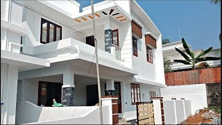 New House At Kuzhivelippady | 3 Cents 1400 Sqft | Ernakulam District| Kerala Property