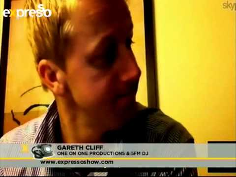 Interview with Gareth Cliff and Vicus Visser From the USA (11.2.2013)